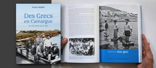 Le peuple du sel, paroles de grecs de Thomas Gayrard et Anni Maïllis