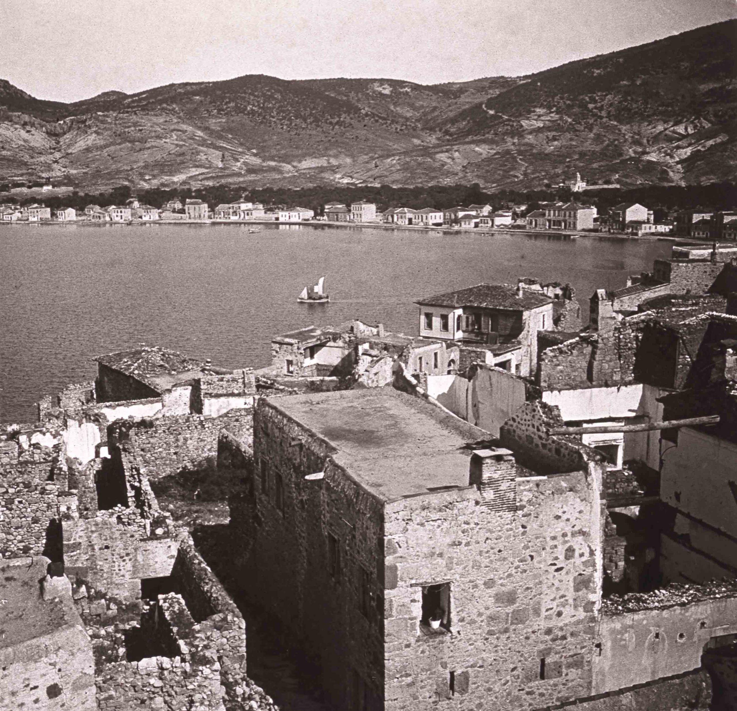 Événements de Phocée d'Agnès Skalvou et de Stelios Tatakis