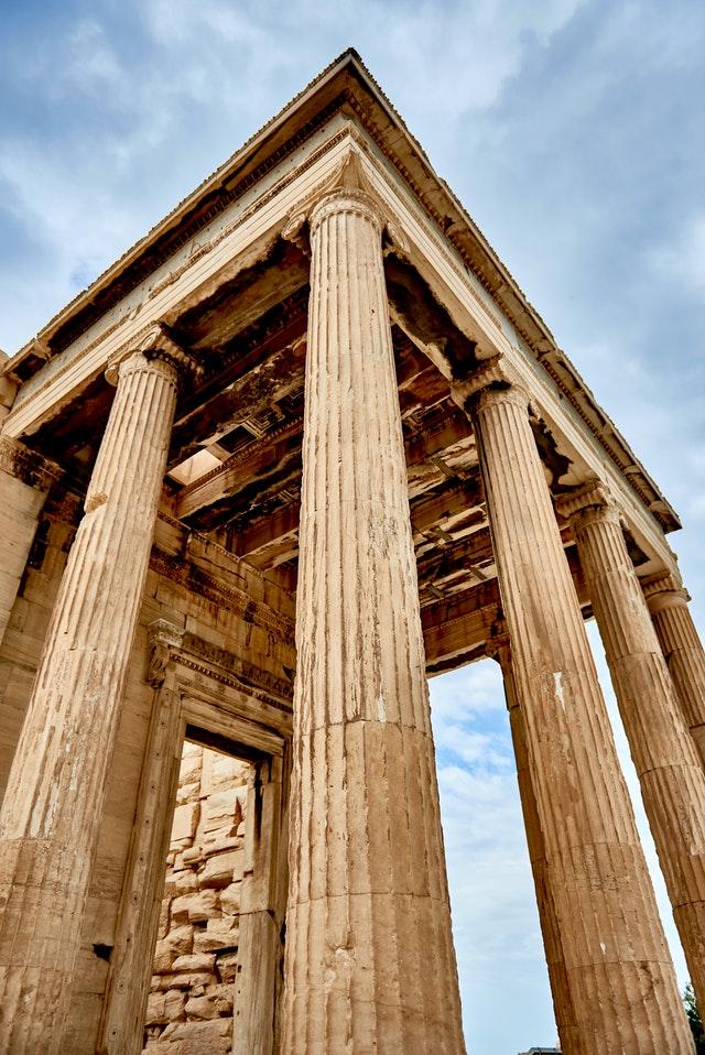 Athènes :  un nouvel éclairage à l' Acropole